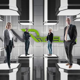Marken-Relaunch für die van Rickelen GmbH aus Attendorn - VRI