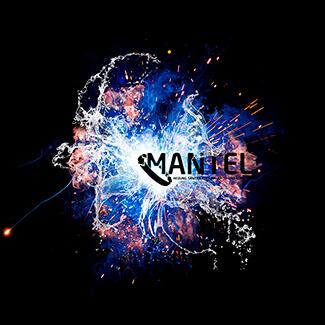 Für die Inszenierung der Firma Mantel-Haustechnik wählte die Agentur David Bock Marketing & Design einen elementar, anderen Weg.