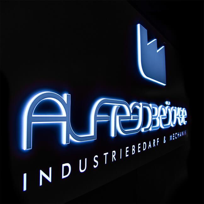 Ein Zeichen setzen mit einem starken Logo und sich von den Mitbewerbern auf dem Markt abheben mit DBMUD - Markensignet-Plettenberg