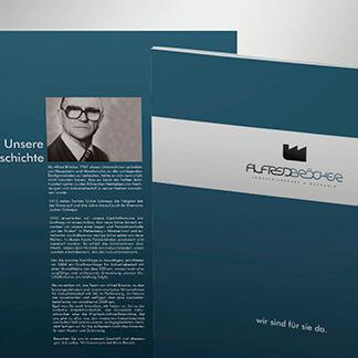 produziert von der Agentur David Bock Marketing und Design aus Südwestfalen, ein Projektbeispiel für Corporate-Design-Bröcker