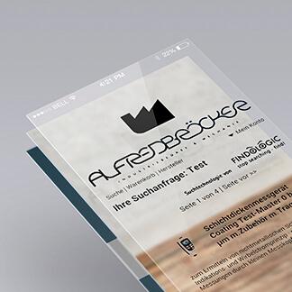 Webdesign-Plettenberg für Alfred Bröcker - David Marketing & Design, Ihre Agentur für anspruchsvolle und moderne Umsetzungen im Web