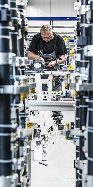 Foto-Bilsing-Automation - Ein Unternehmen fotografisch begleitet von der Marketing- und Design-Agentur David Bock Südwestfalen