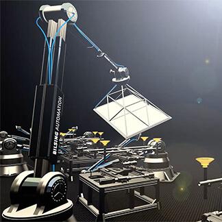 Die Designagentur David Bock Marketing und Design zeigt ein Projektbeispiel für den Bereich Animation-Bilsing-Automation - Südwestfalen