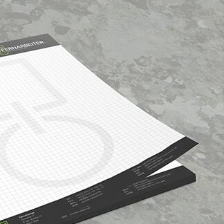 Olpe-Printdesign für Fernarbeiter | HT erstellt von der Agentur David Bock Marketing und Design - Südwestfalen