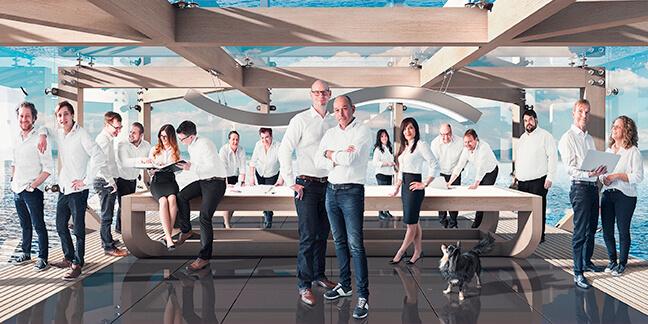 Ein Unternehmen inszeniert von der Marketing- und Design-Agentur David Bock aus Attendorn Südwestfalen - Fotografie-GMG