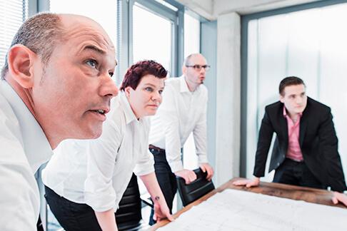 Foto-Komposition-GMG erstellt von der Werbeagentur David Bock Marketing und Design aus Attendorn - Südwestfalen