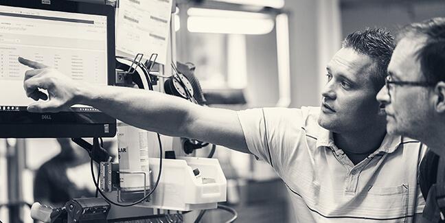 Fotografie Junior Kühlkörper GmbH - eine Firma fotografisch festgehalten von der Agentur David Bock Marketing und Design Attendorn