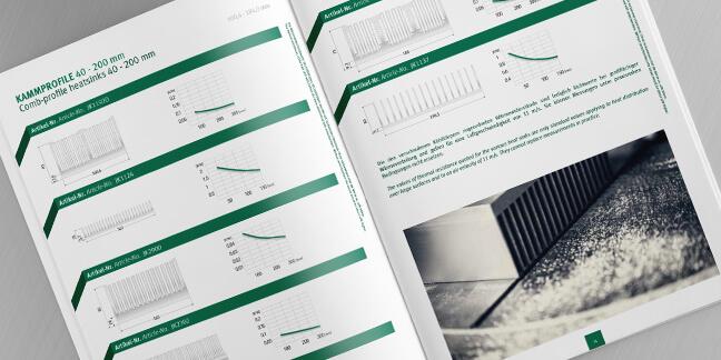 produziert von der Designagentur David Bock Marketing und Design, ein Projektbeispiel für Produktfotografie-Plettenberg - Junior Kühlkörper
