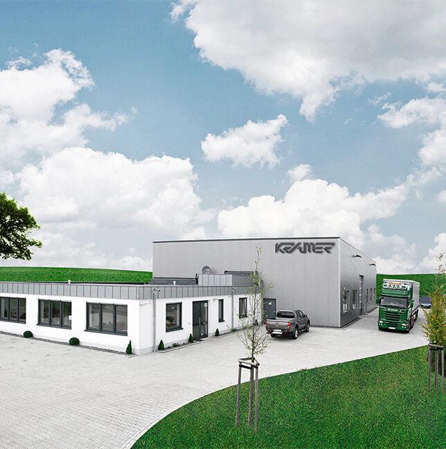 Fotodesign-Kramer-Edelstahl - produziert von der Werbeagentur David Bock Marketing und Design aus Attendorn in Südwestfalen