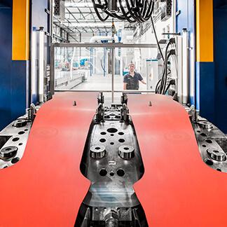Ein Unternehmen inszeniert von der Marketing und Design-Agentur David Bock aus Attendorn Südwestfalen - Fotografie-IAA