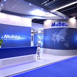 Eventfotografie-Frankfurt - Mubea Messepräsenz erstellt von der Agentur David Bock Marketing und Design, Attendorn