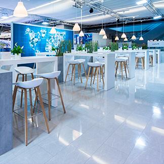 Frankfurt-IAA - Ein fotografisches Beispiel erstellt von der Agentur David Bock Marketing und Design aus Südwestfalen