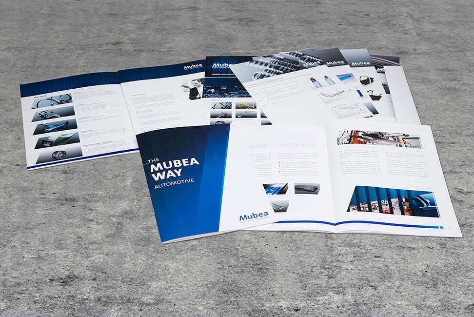 Infomaterial-IAA produziert im Kundenauftrag von der Werbeagentur David Bock Marketing und Design aus Attendorn, Südwestfalen
