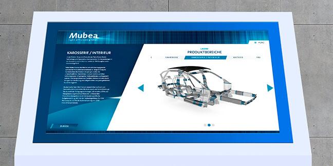 Programmierung-IAA - umgesetzt von der Agentur David Bock Marketing und Design aus Nordrhein - Westfalen in Attendorn