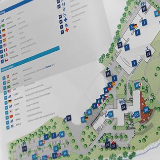 100 Jahre Jubiläum von Mubea - Flyer Mubea - speziell erstellt von der Agentur David Bock Marketing & Design aus Südwestfalen
