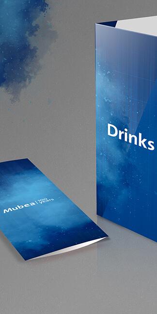 Infomaterial Mubea speziell erstellt im Auftrag von Mubea von David Bock Marketing und Design aus Attendorn, Südwestfalen