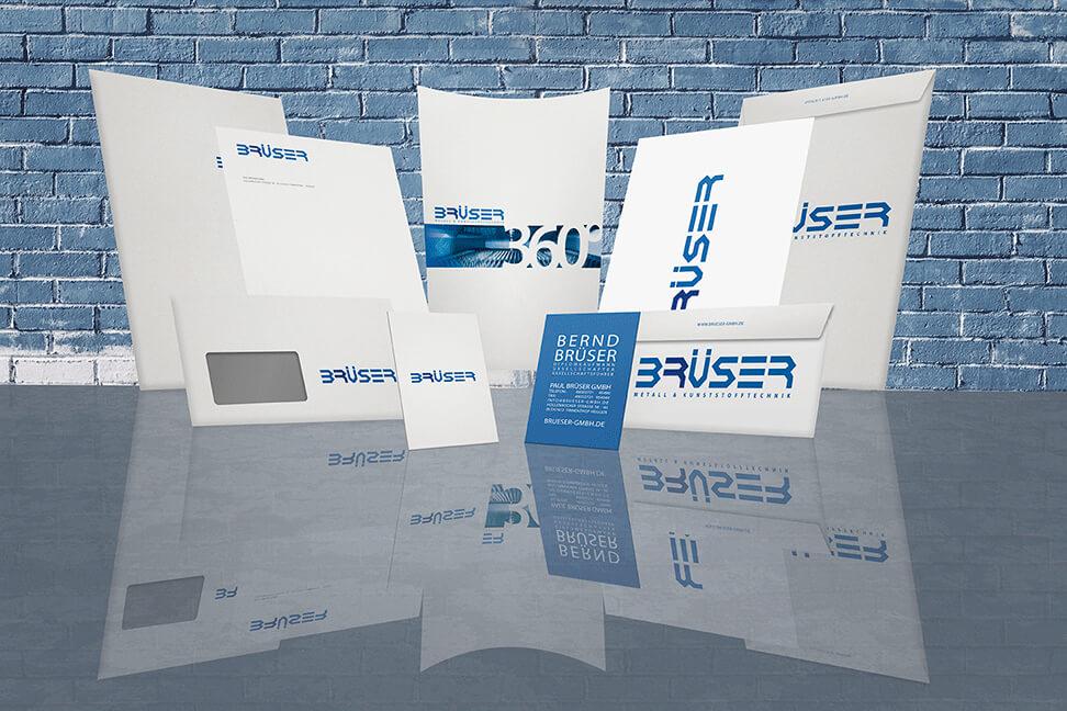 David Bock Marketing und Designagentur - Produktion von einem Keyvisual-Finnentrop für die Paul Brüser GmbH in Südwestfalen - NRW