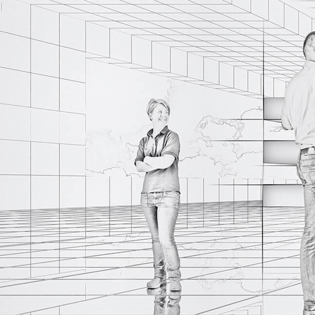 Dokumentarisch festgehalten für die Ewigkeit - Branding-Paul-Brüser GmbH erstellt von der Agentur David Bock Marketing und Design - NRW