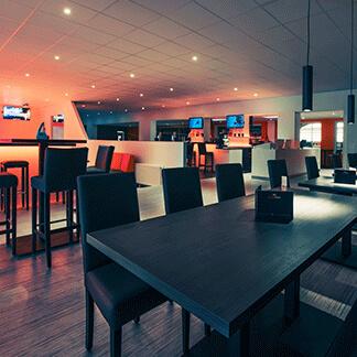 Markenimage-Finnentrop für den Kunden Players Lounge produziert von der Agentur David Bock Marketing und Design aus Attendorn - Südwestfalen