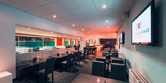 Fotografie-Players-Lounge - eine Firma fotografisch festgehalten von der Agentur David Bock Marketing und Design Attendorn