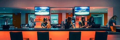 Markendesign-Players-Lounge - Ihr Unternehmen inszeniert von der Agentur David Bock Marketing und Design aus Attendorn- Südwestfalen