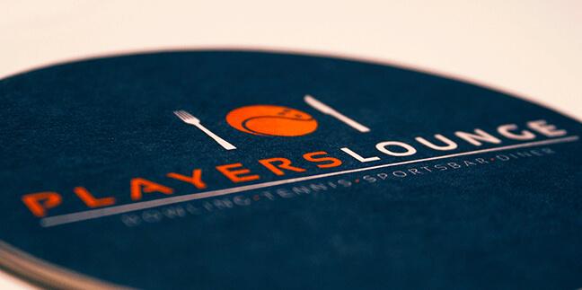 Markendesign-Players Lounge entwickelt von der Werbeagentur David Bock Marketing und Design aus Attendorn, Südwestfalen - NRW