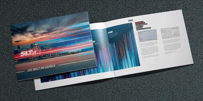 Print-DBMUD entwickelt für die Marke/Firma SLT24 von David Bock Marketing und Design - Design in Südwestfalen - Nordrhein-Westfalen