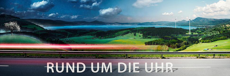 Dokumentarisch festgehalten für die Ewigkeit - Beispiele von Visuals-SLT24 der Agentur David Bock Marketing und Design - NRW
