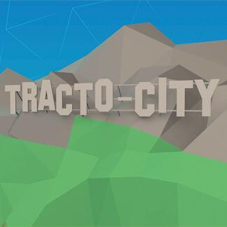 Foto-Komposition-TRACTO-TECHNIK erstellt von der Werbeagentur David Bock Marketing und Design aus Attendorn - Südwestfalen