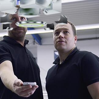 David Bock Marketing- und Designagentur - Produktion von einem Keyvisual-VR für den Kunden van Rickelen (VR) in Attendorn