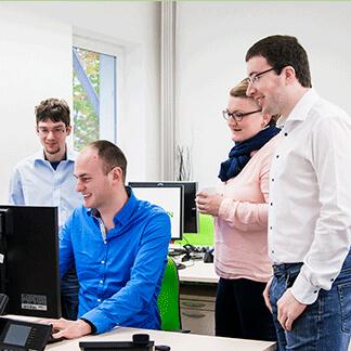 Fotografie-VR von der Agentur David Bock Marketing & Design aus Attendorn - Südwestfalen für den Softwareentwickler van Rickelen