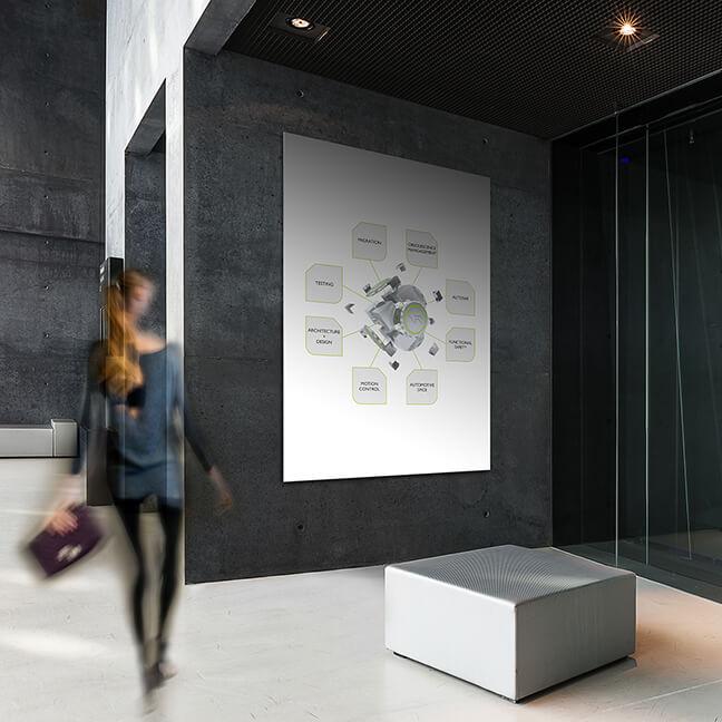 Visual-Messe - Produktion von Visuals, Fotografie, Printprodukten und Animationen von der Agentur David Bock aus Attendorn