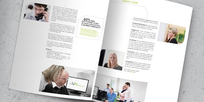 Design-Attendorn entwickelt für die Marke/Firma VR (van Rickelen) von David Bock Marketing und Design - Design in Südwestfalen
