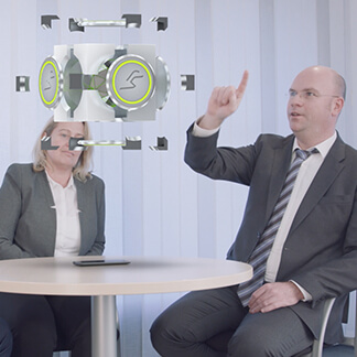 3d-Objekt-VR - Entwickelt von der Agentur David Bock Marketing & Design aus Attendorn für VR (Van Rickelen GmbH & Co. KG)