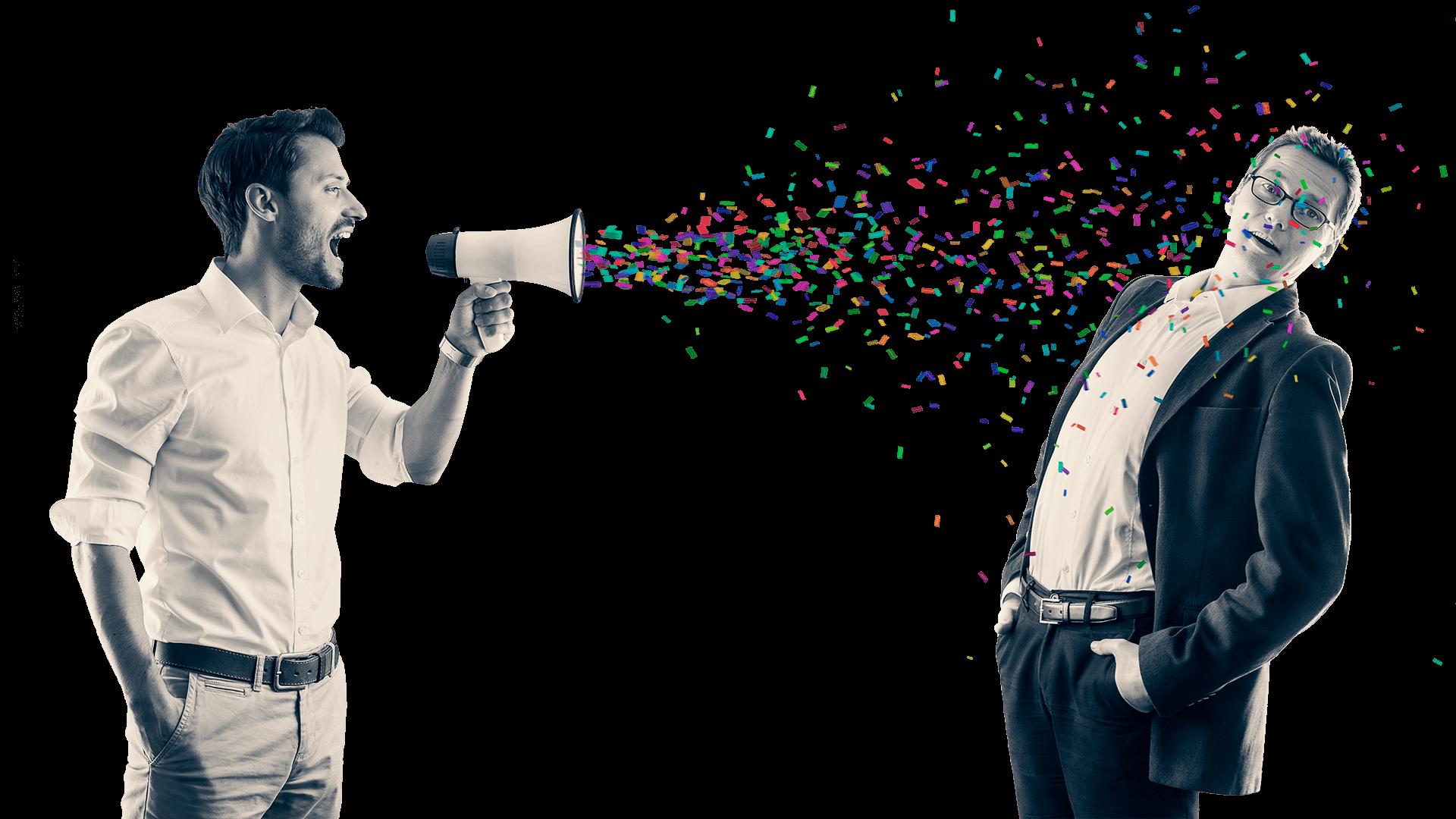 Markeninszenierungen auf einer Messe wirken nachhaltig und schaffen Ihrer Marke einen unverkennbaren Wiedererkennungswert - Agentur DBMUD