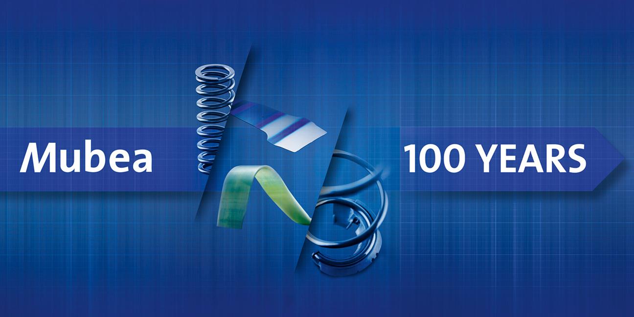 Attendorn Visual für die Firma Mubea zum 100 Jahre Jubiläum - DBMUD