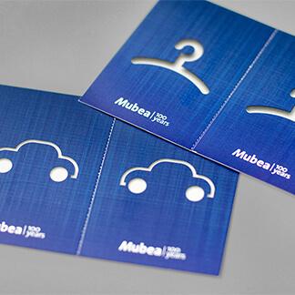 Dokumentiert von der Agentur David Bock Marketing und Design, ein Projektbeispiel für Eventdesign 100 Jahre Mubea - Attendorn