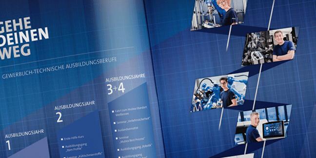 Mubea-HR-Print-05 | DBMUD | Corporate Identity | Fotografie | Webentwicklung | Online-Marketing | Film & Animation | Messe & Event | Print