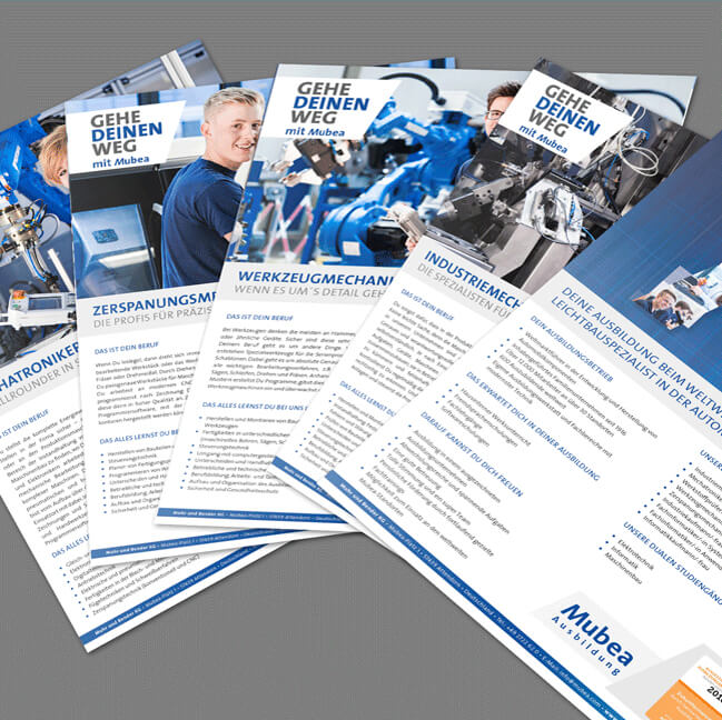 Mubea-HR-Print-06 | DBMUD | Corporate Identity | Fotografie | Webentwicklung | Online-Marketing | Film & Animation | Messe & Event | Print
