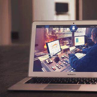 Webdesign DBMUD für das Unternehmen Chr. Höver und Sohn | Traditionelle Schmiedetechnik im Einklang mit der Moderne - Realisiert durch die Agentur David Bock Marketing & Design - Mit einem Klick sehen Sie mehr!