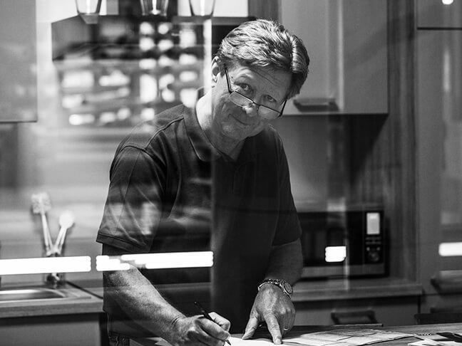 Markantes Design der Internetseite für das Unternehmen Chr. Höver und Sohn | Traditionelle Schmiedetechnik im Einklang mit der Moderne - Eine visuelle Umsetzung der Agentur David Bock Marketing & Design - Mit einem Klick sehen Sie mehr!