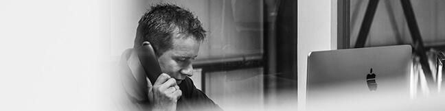 Modernes Design der Internetseite für das Unternehmen Chr. Höver und Sohn | Traditionelle Schmiedetechnik im Einklang mit der Moderne - Eine visuelle Umsetzung der Agentur David Bock Marketing & Design - Mit einem Klick sehen Sie mehr!