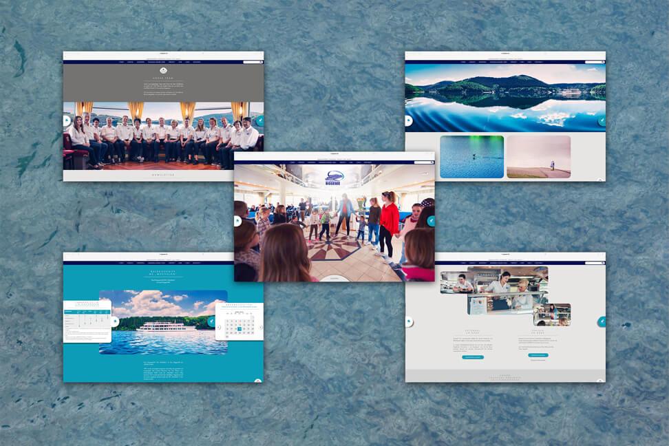 Die Personenschifffahrt-Biggesee betreibt die Schifffahrt auf dem Biggesee im Sauerland. Unsere Agentur hat ein modernens Konzept erarbeitet und in diesem Zuge die Internetseite gerelauncht, Foto's erstellt und Printmedien überarbeitet.