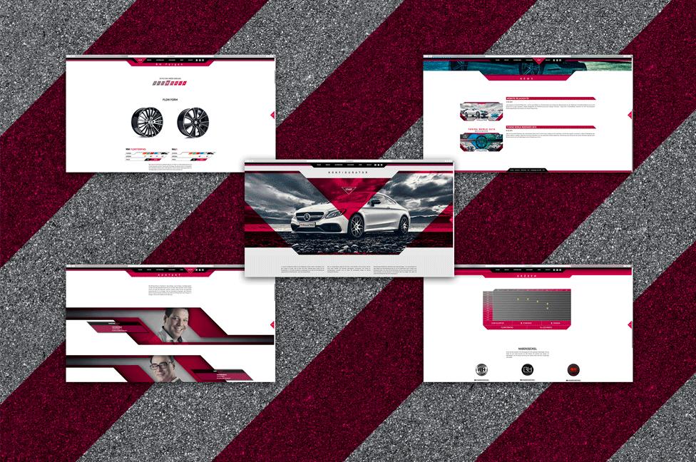 Websiterelaunch RH-Alurad - Entdecken Sie ein weiteres Projekt von DBMUD. Wir freuen uns, dass wir dieses Projekt verwirklichen durften.